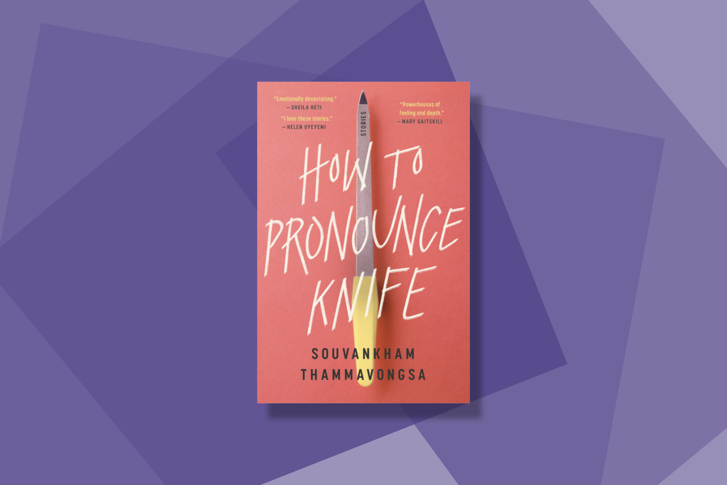 How to Pronounce Knife: 9 Must-Read Books of 9  TIME