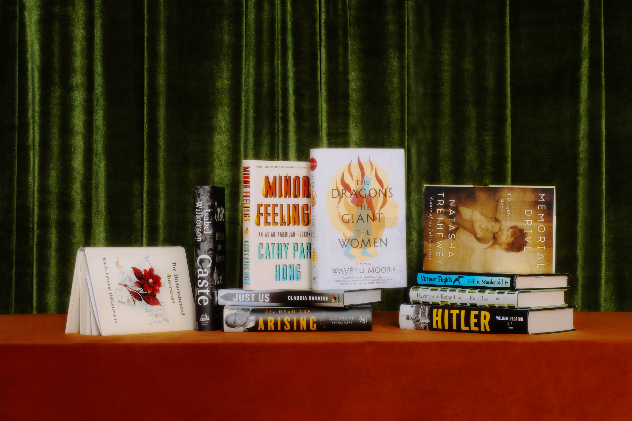Best Nonfiction Books of 2020 Time