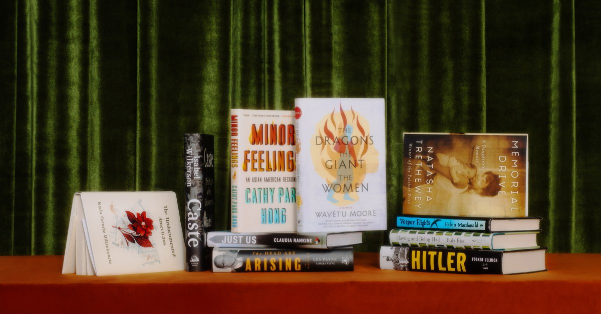 time.com: The 10 Best Nonfiction Books of 2020