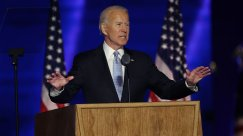 Joe Biden's Electoral College Path to the Oval Office
