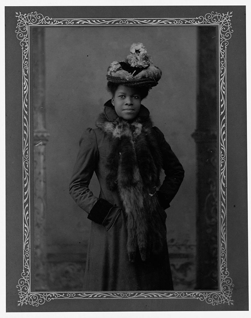 Nannie Helen Burroughs, circa 1910