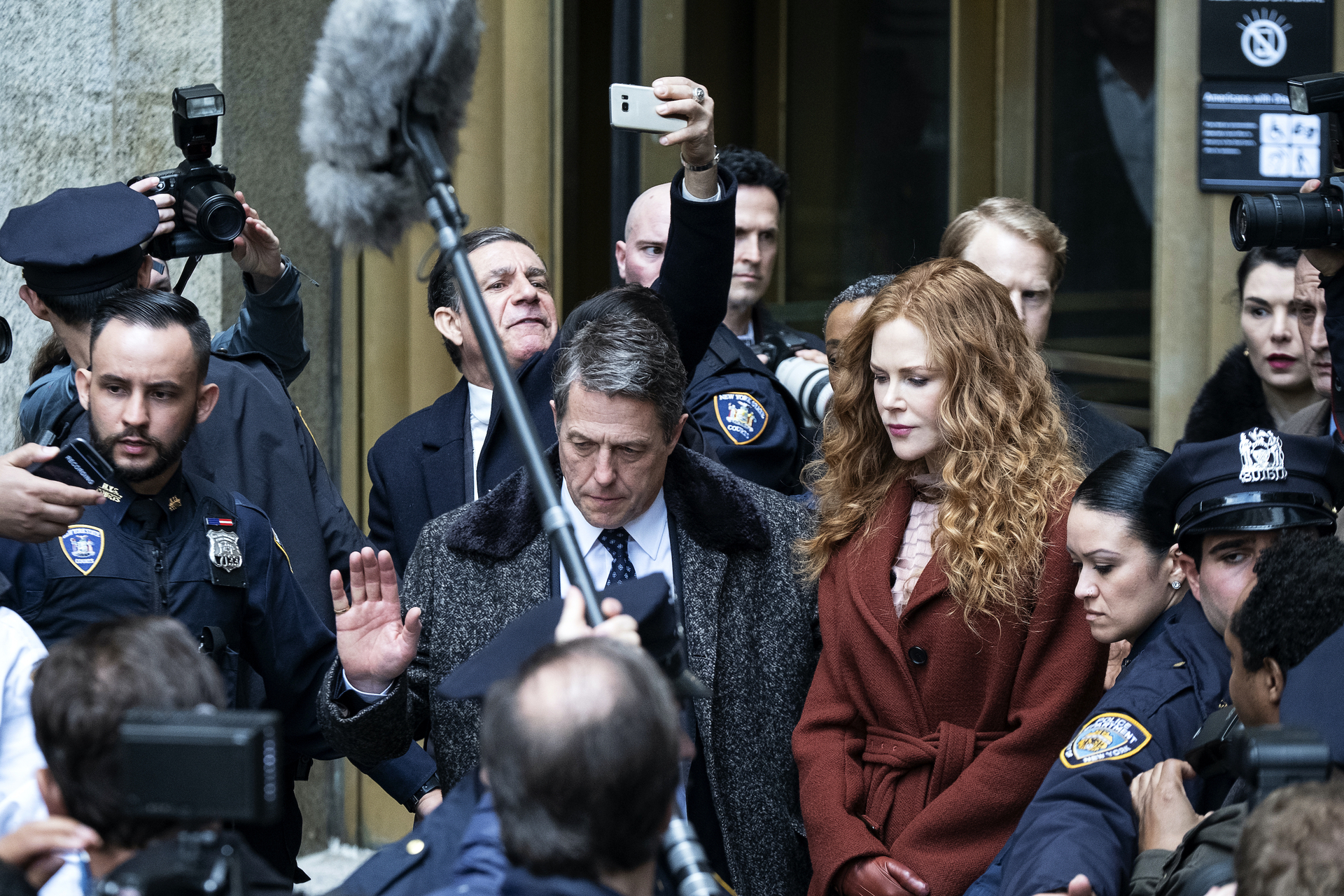 How do we make sense of Grace and Jonathan Fraser's behavior in HBO's 'The Undoing'?