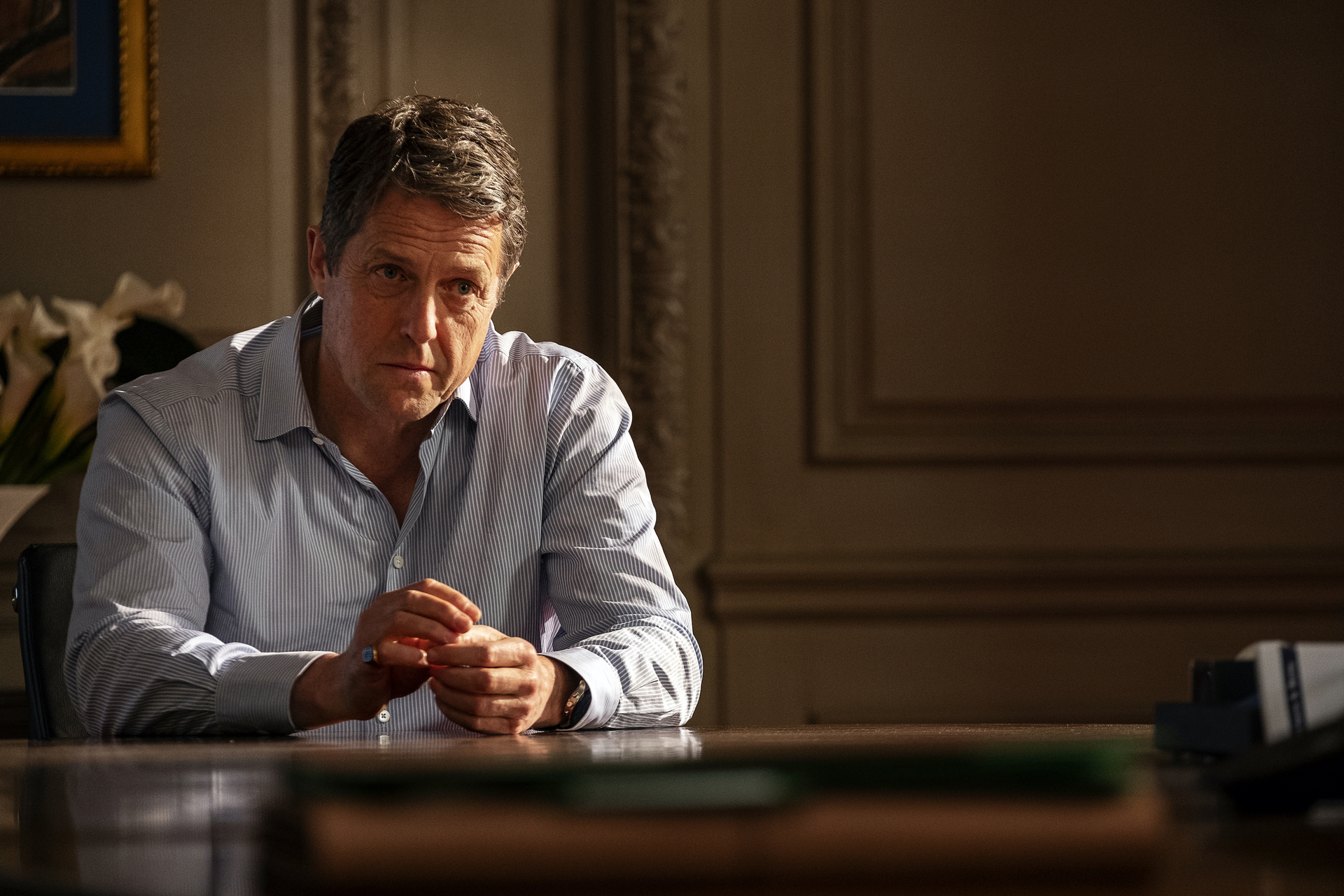 Hugh Grant in 'The Undoing'
