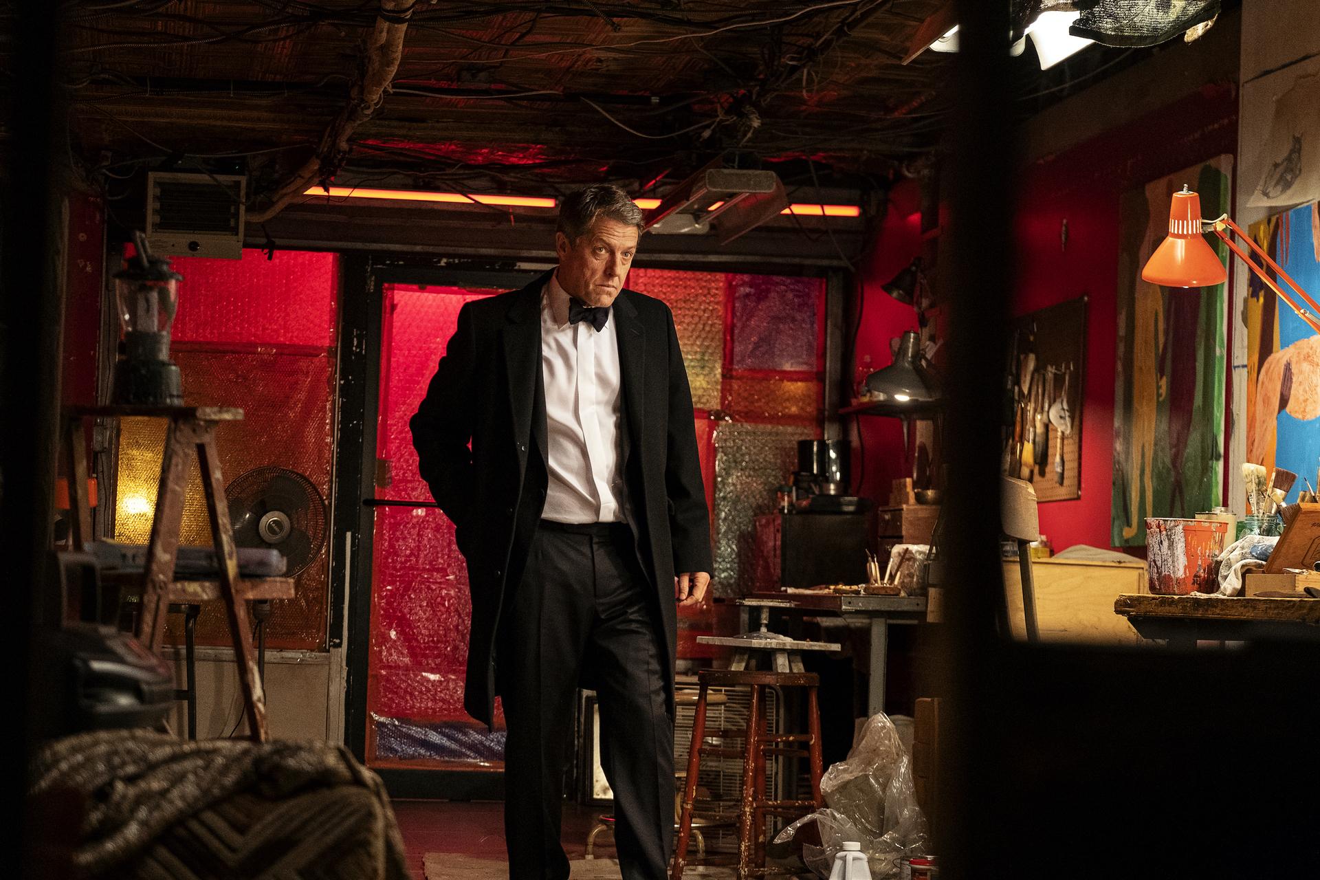 Hugh Grant in 'The Undoing' finale