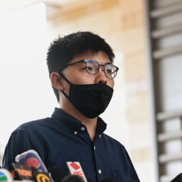 Joshua Wong Jailed Over 2019 Hong Kong Protest