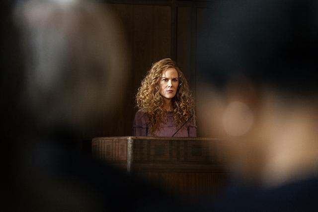 Nicole Kidman in 'The Undoing' finale