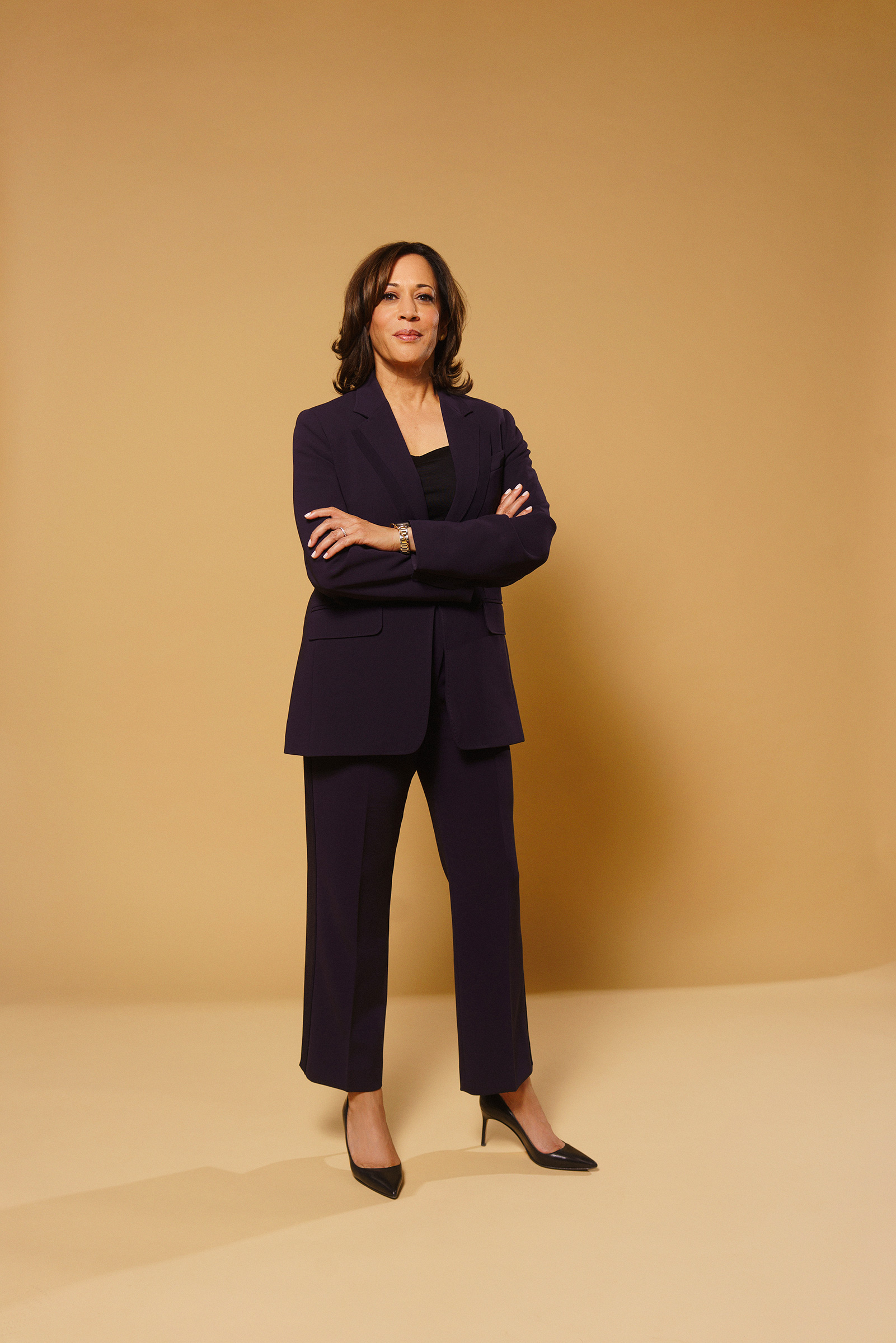 Kamala Harris, photographed in Los Angeles in October 2019.  TIME 100 Most Influential People,  Oct. 5 issue.