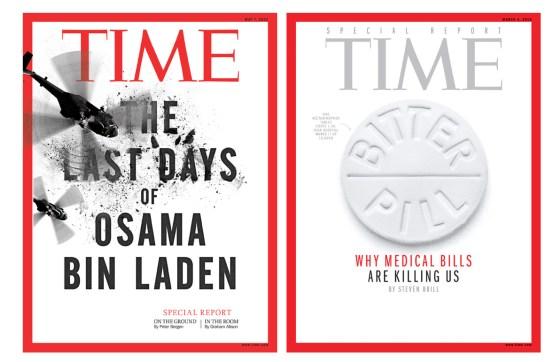 Sean Freeman Time Covers