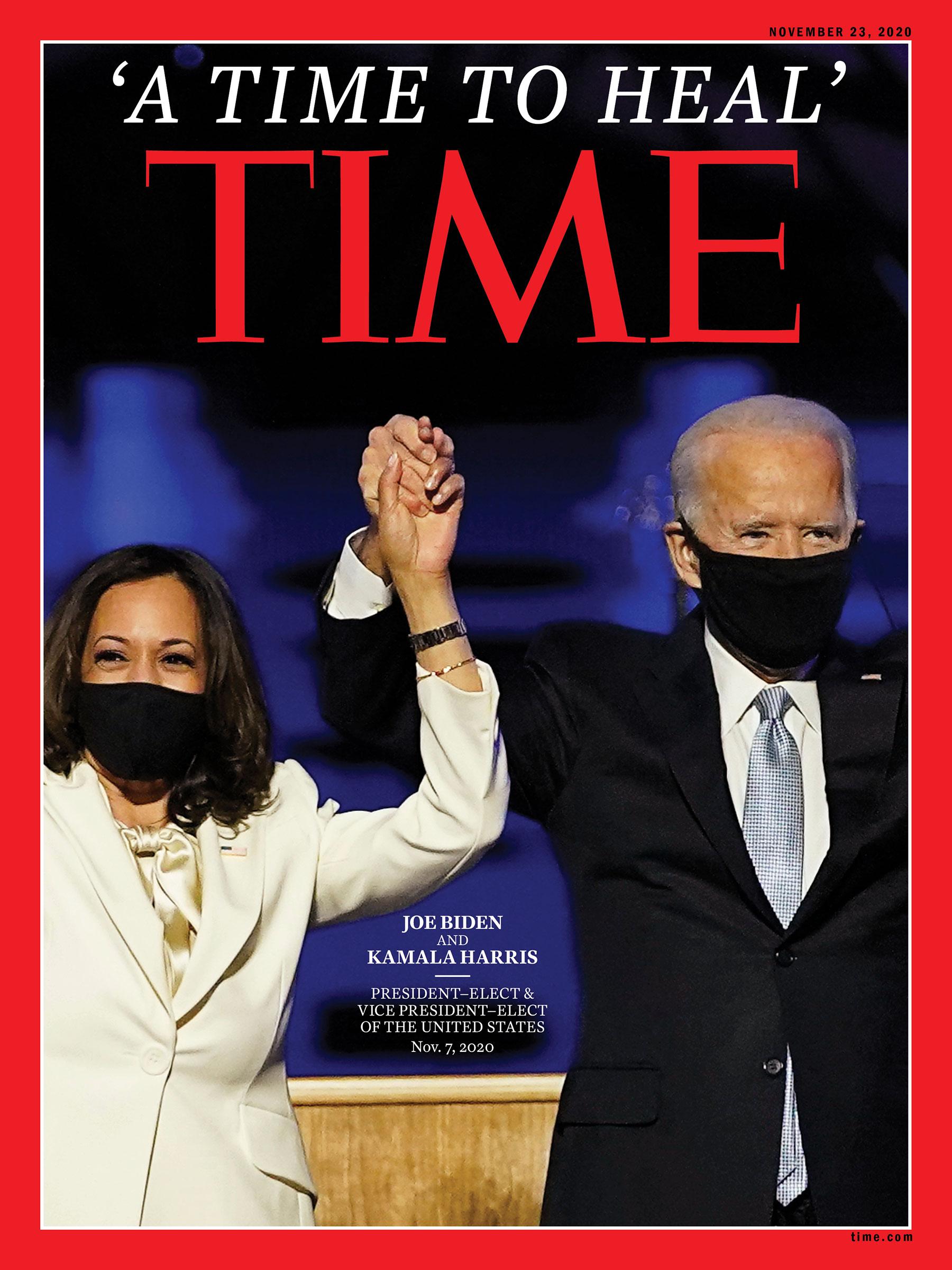 Joe Biden Wins 2020 Presidential Election: How He Did It | Time