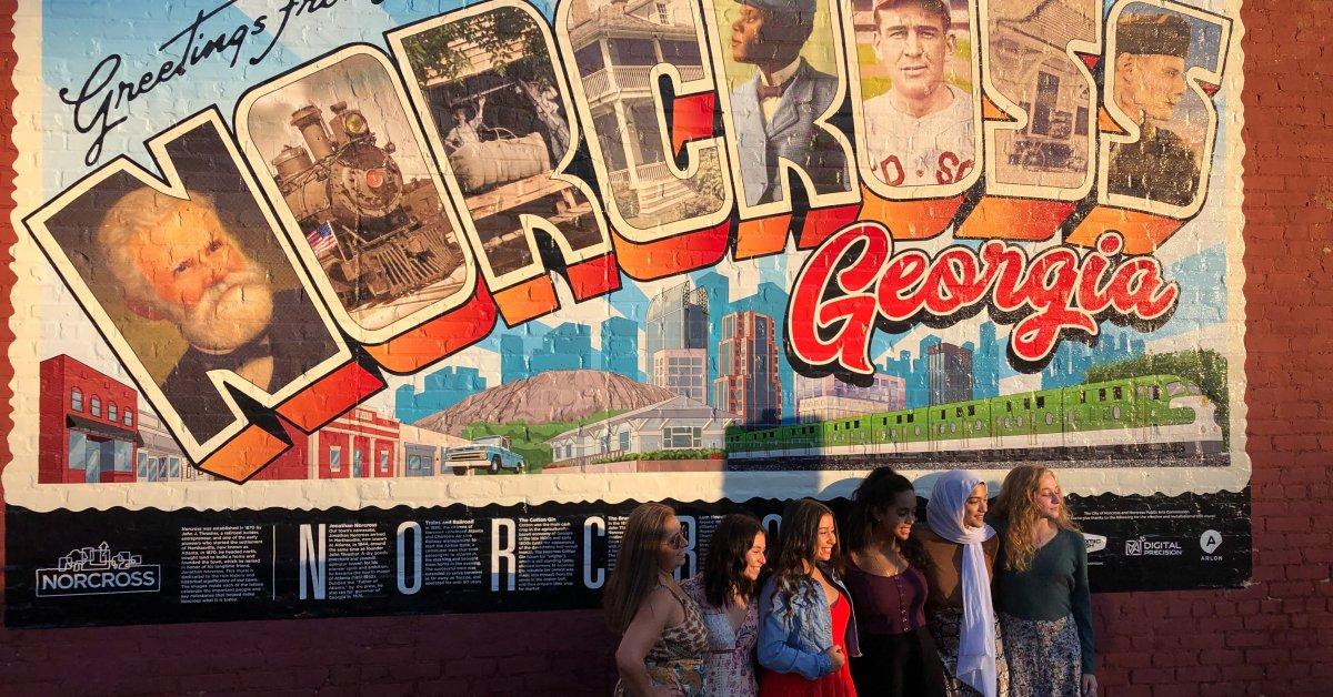time.com: See How an Atlanta Suburb Navigates Political Divisiveness