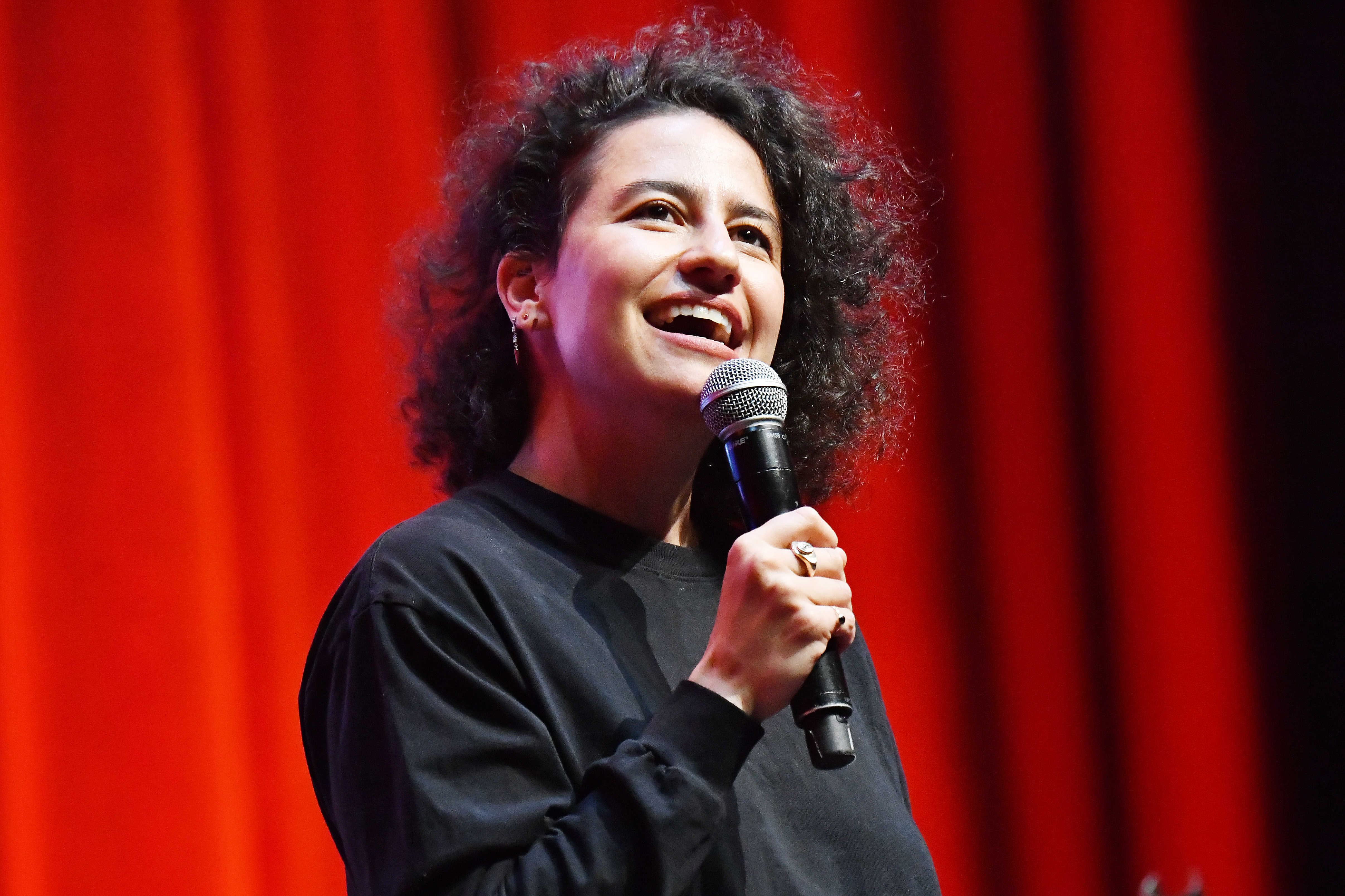 Ilana Glazer at the 2019 Clusterfest on June 21, 2019 in San Francisco, California.