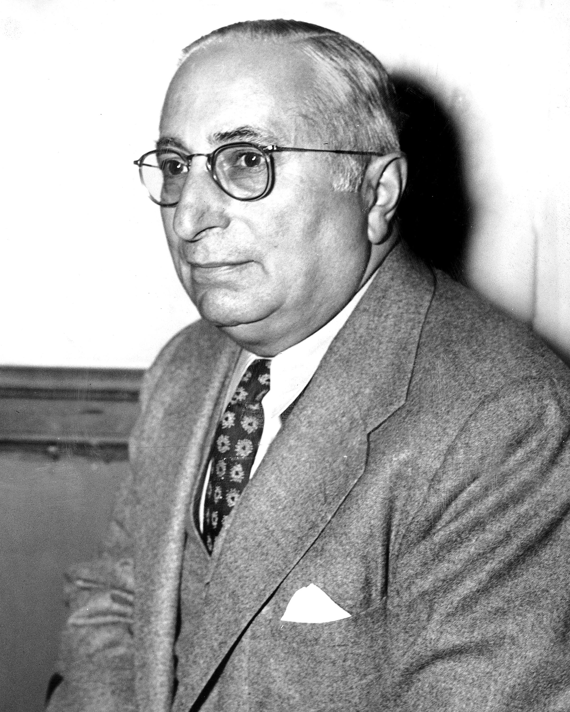 Louis B. Mayer, circa 1941