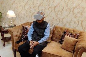 Hari Krishan Lal Anand VR