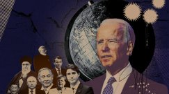 Trump's Foreign Policy Leaves Behind Destruction for Biden