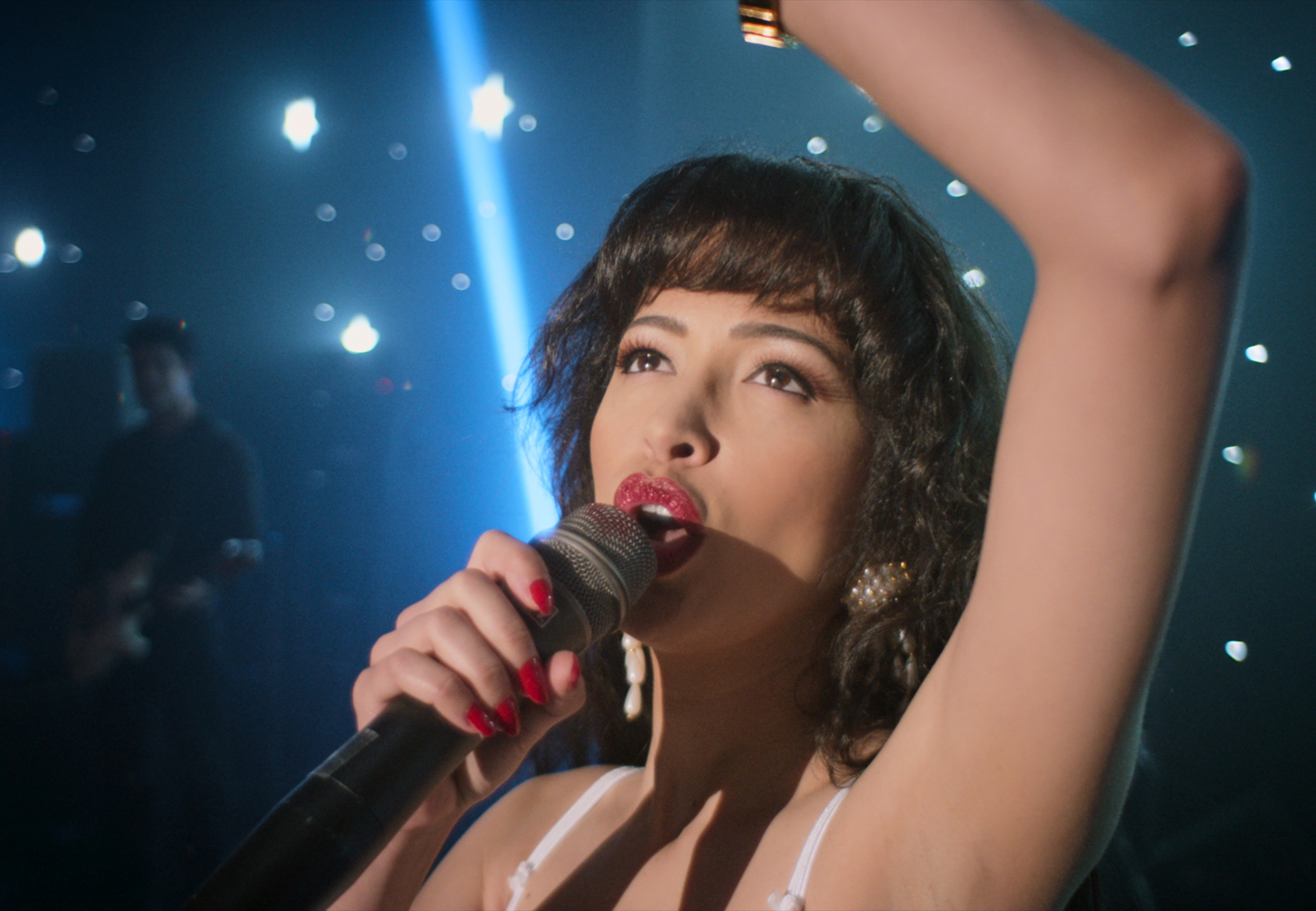 Christian Serratos in 'Selena: The Series'