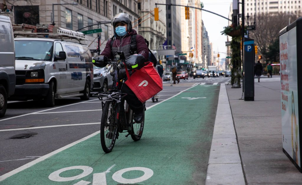 E-Bikes Are Taking Off—But We Need to Make Space for Them