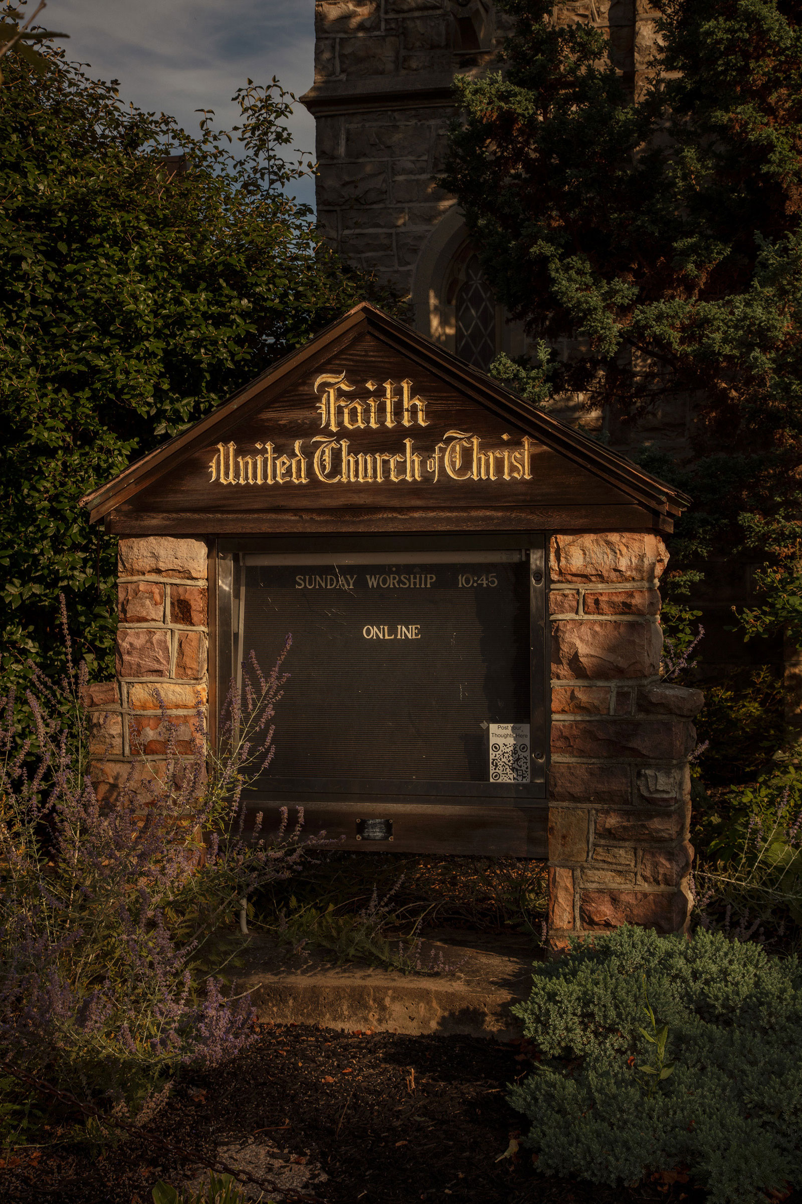 Faith United Church of Christ in State College, Pa.