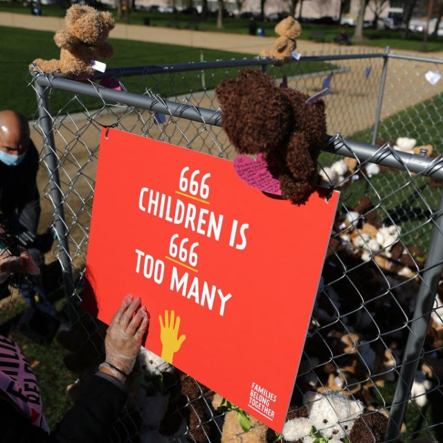 Gov't Shares Formerly Undisclosed Data on Separated Parents