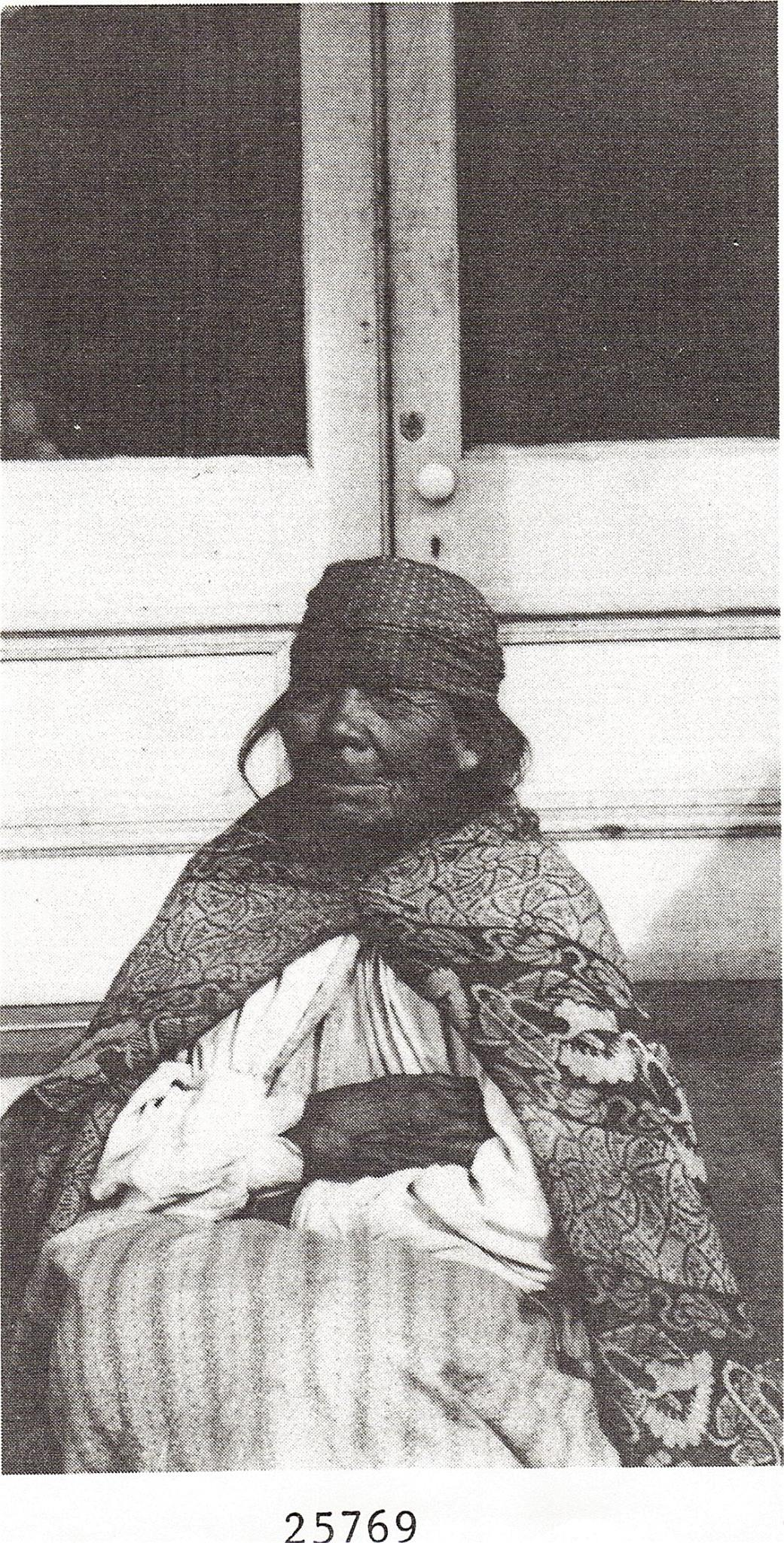 Mailhot's great-great-grandmother Jane Phillips, who passed ceremony teachings down to her children.