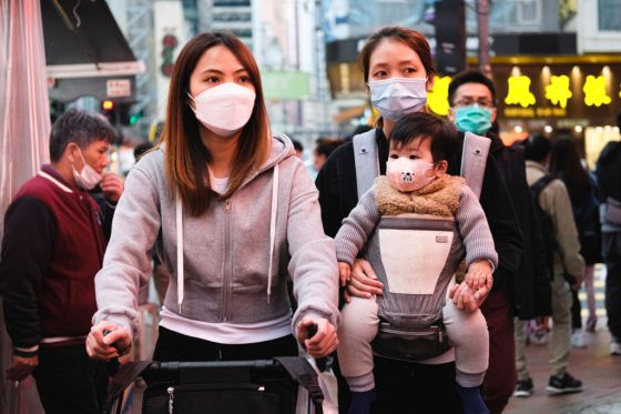 Hong Kong Faces Fourth Wave Of Covid-19 Infections