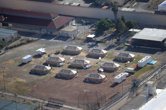 Jail Prison COVID-19