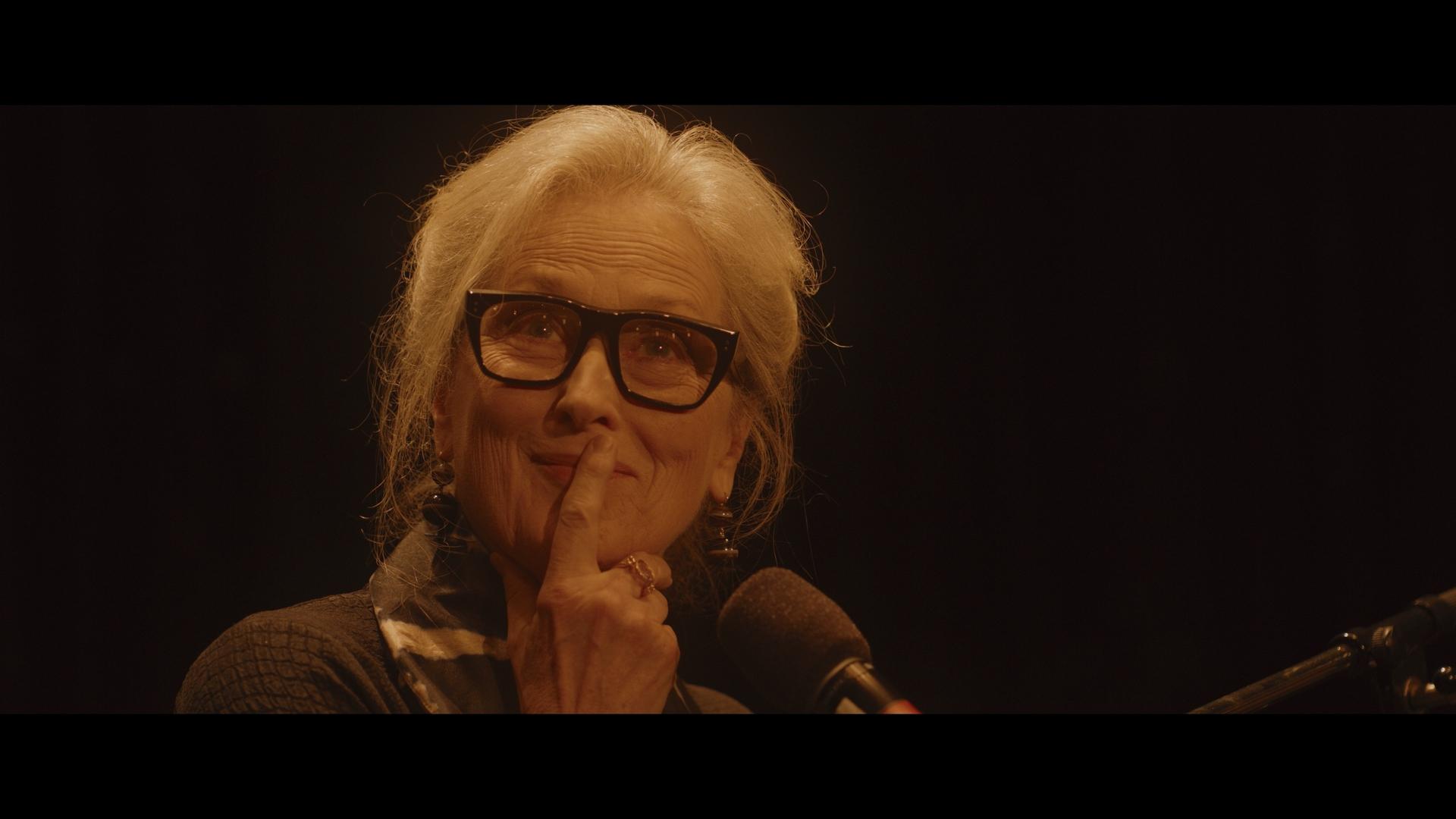 Meryl Streep as Alice in 'Let Them All Talk'