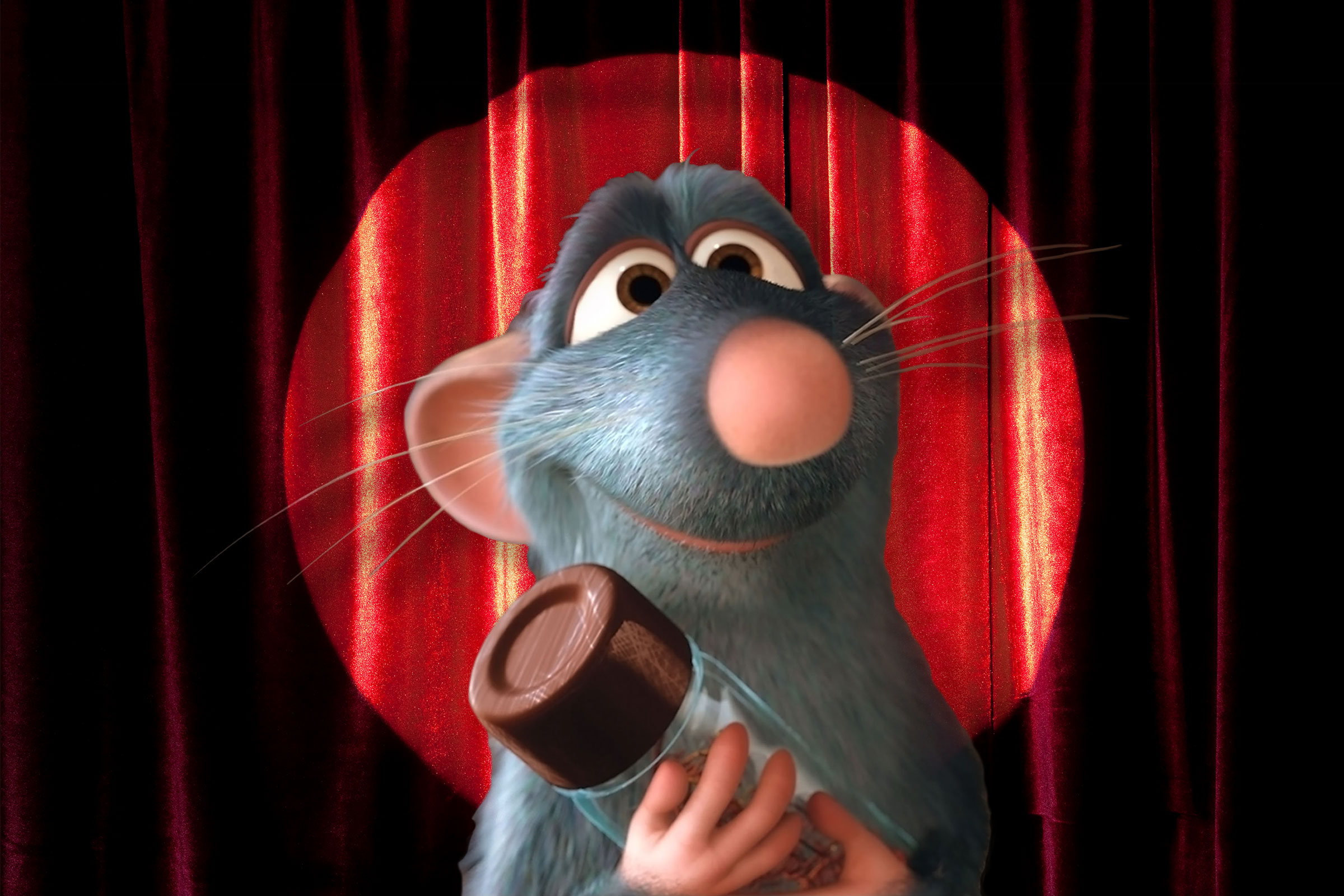 The Amazing Story Of Ratatouille The First Tiktok Musical Time