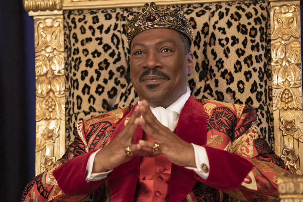Eddie Murphy reprises his role more than three decades after the original movie