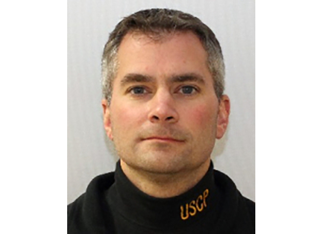 This undated image provided by the United States Capitol Police shows U.S. Capitol Police Officer Brian Sicknick, who died on Jan. 7, 2021, of injuries sustained during the riot at the Capitol.