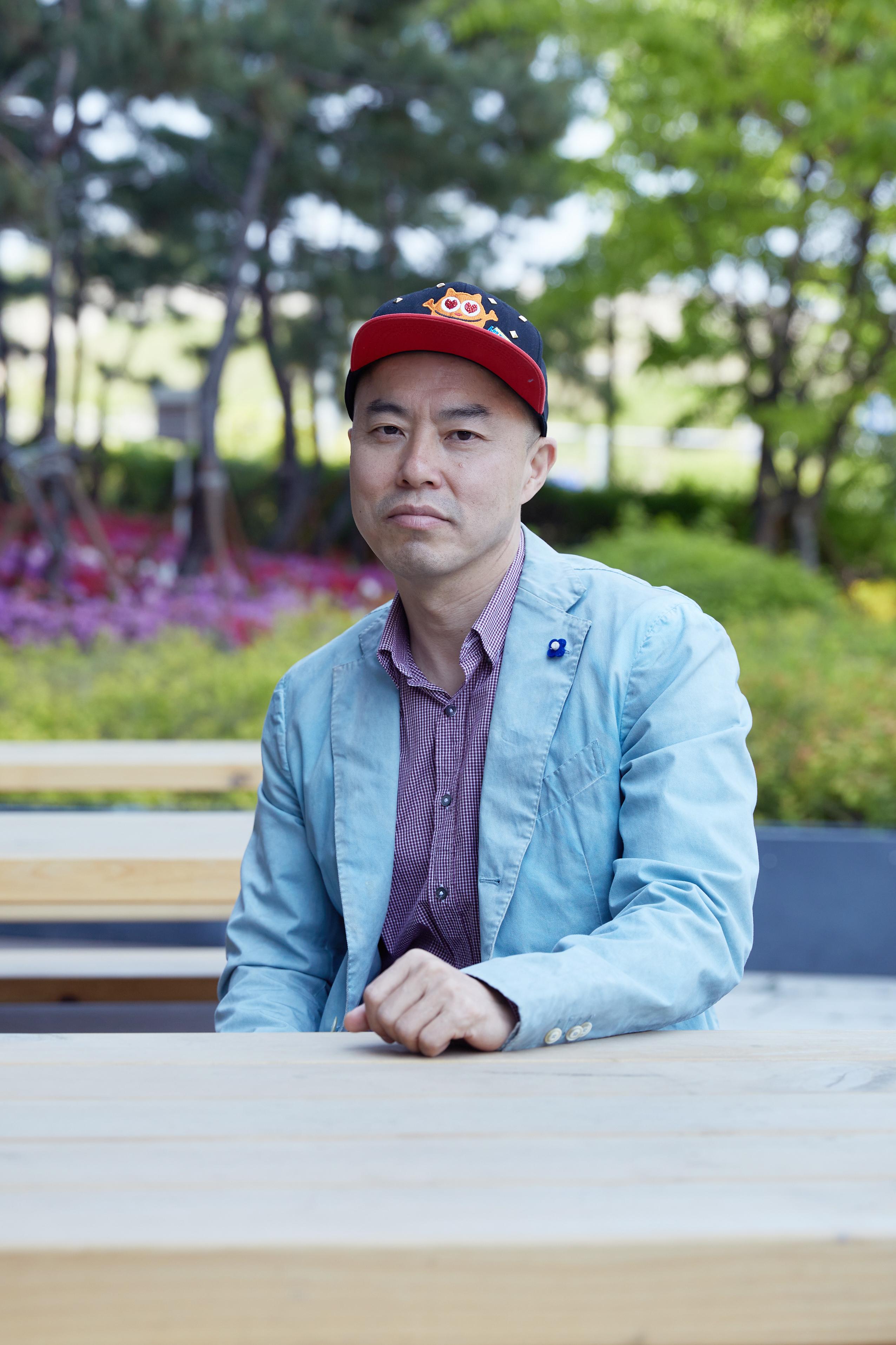 Director Kim Jin-Min