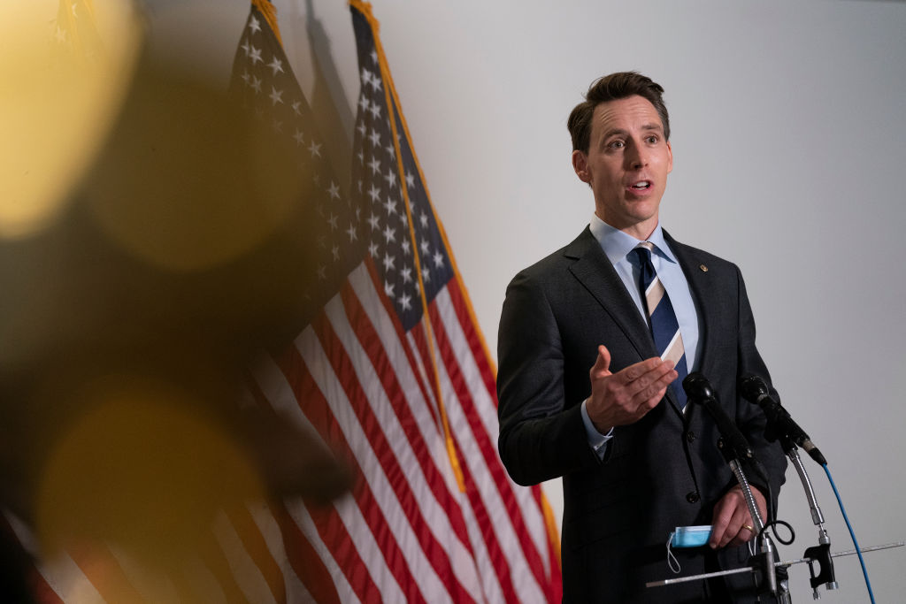 Republican Sen. Josh Hawley of Missouri is among those leading the charge to challenge states' electoral slates on Jan. 6.