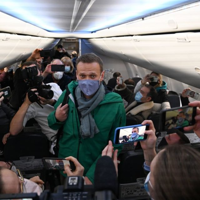 Why Alexei Navalny Returned to Russia