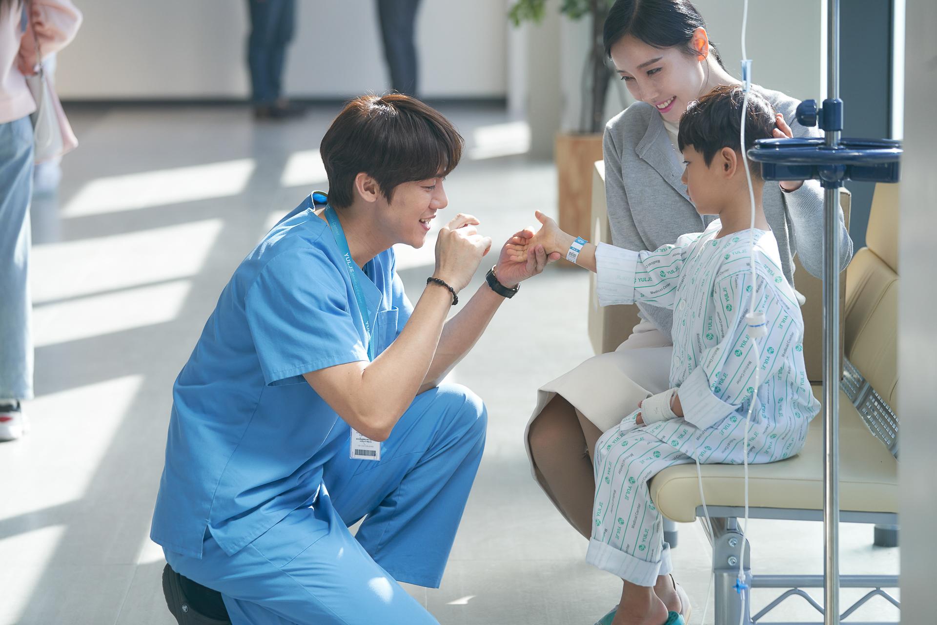 Yoo Yeon-Seok in Hospital Playlist