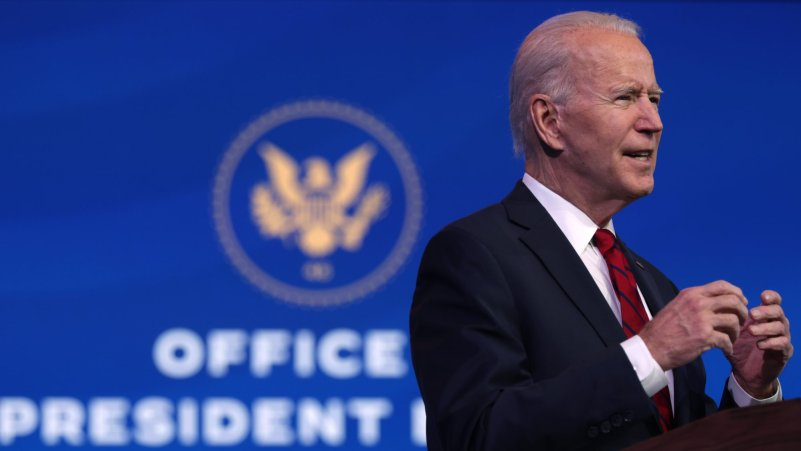 How Joe Biden Can Solve the Pandemic
