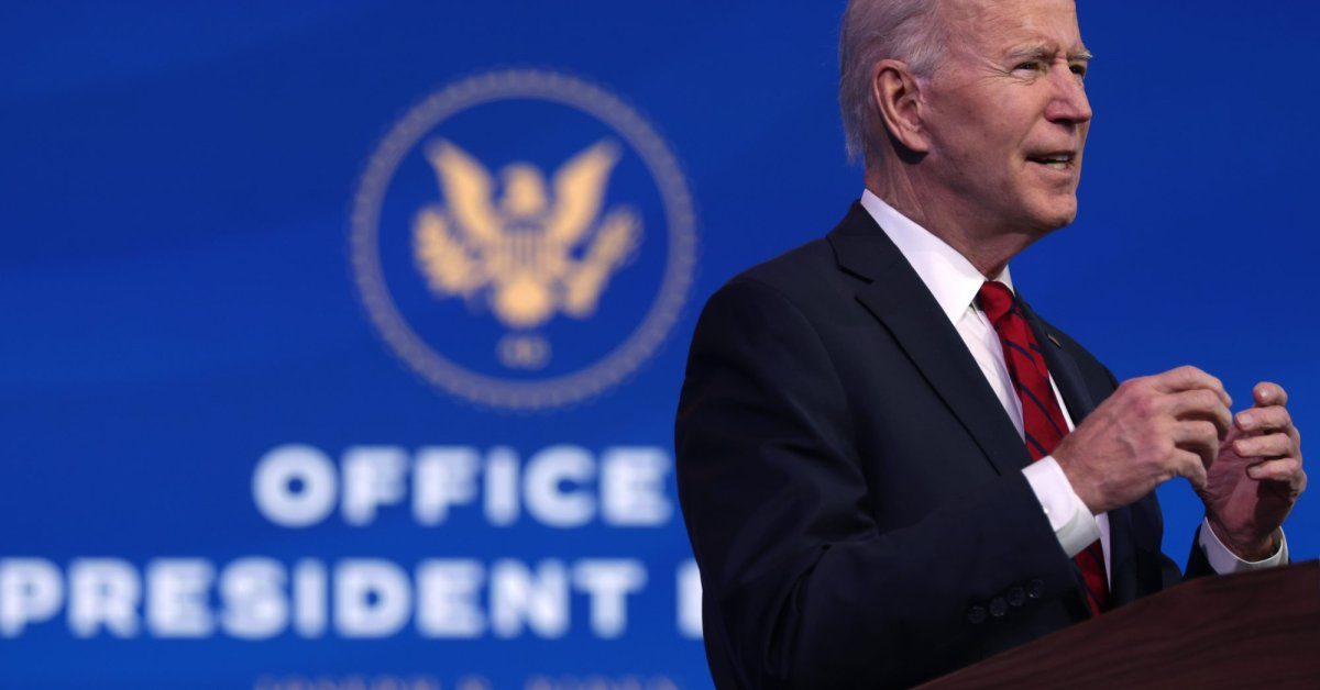 Here's What Joe Biden Can Do About the COVID-19 Pandemic Starting On His First Day as U.S. President