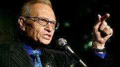 Larry King, Iconic Talk Show Host, Dies at 87