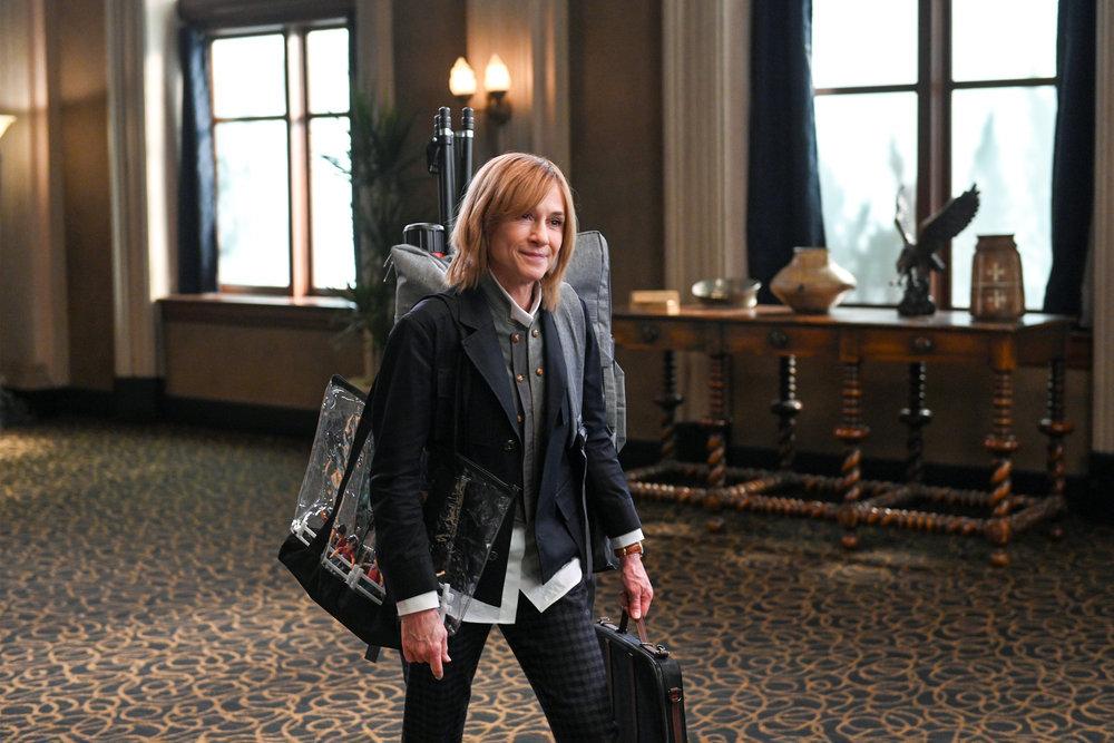 Holly Hunter in 'Mr. Mayor'