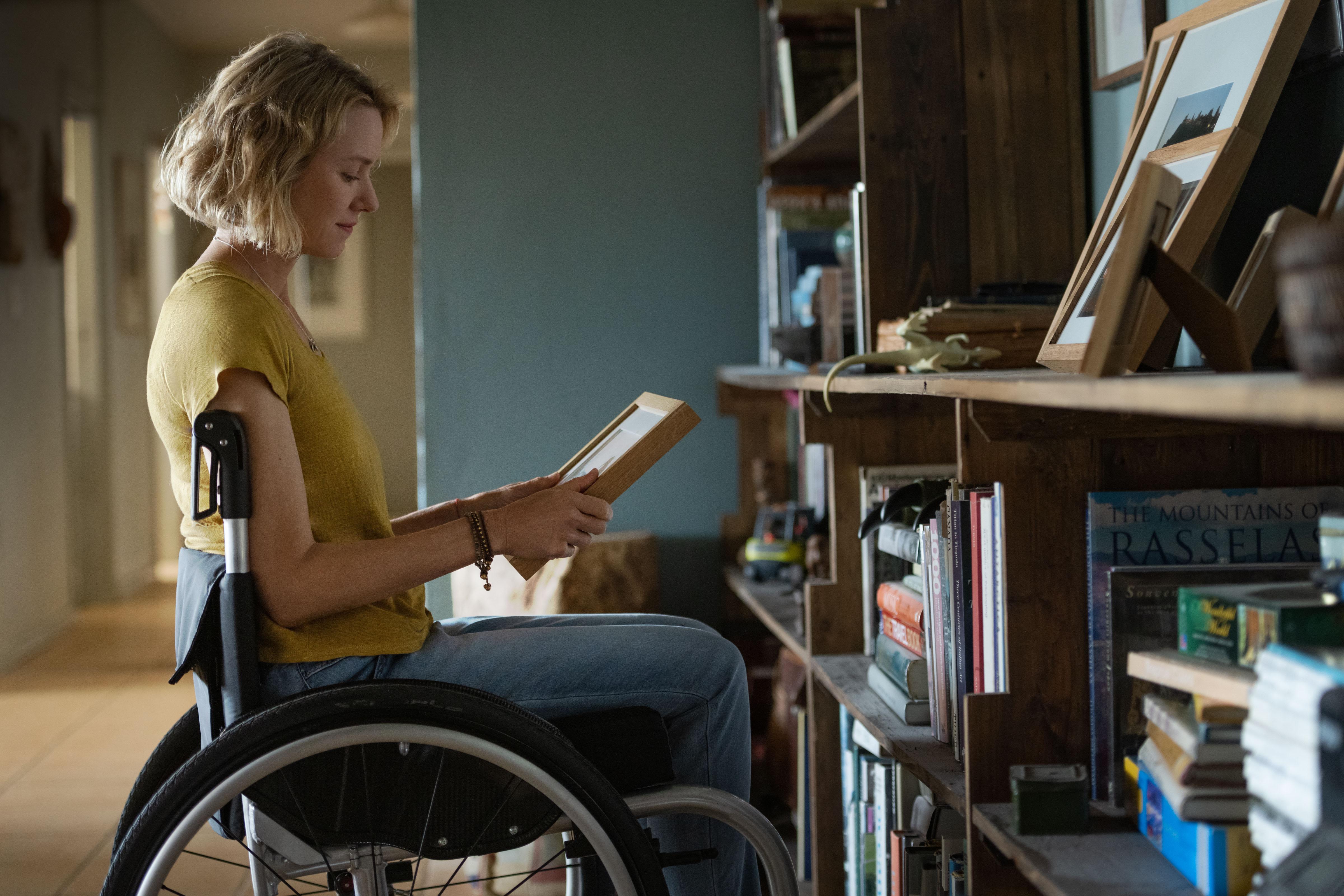 Naomi Watts as Sam Bloom in 'Penguin Bloom'