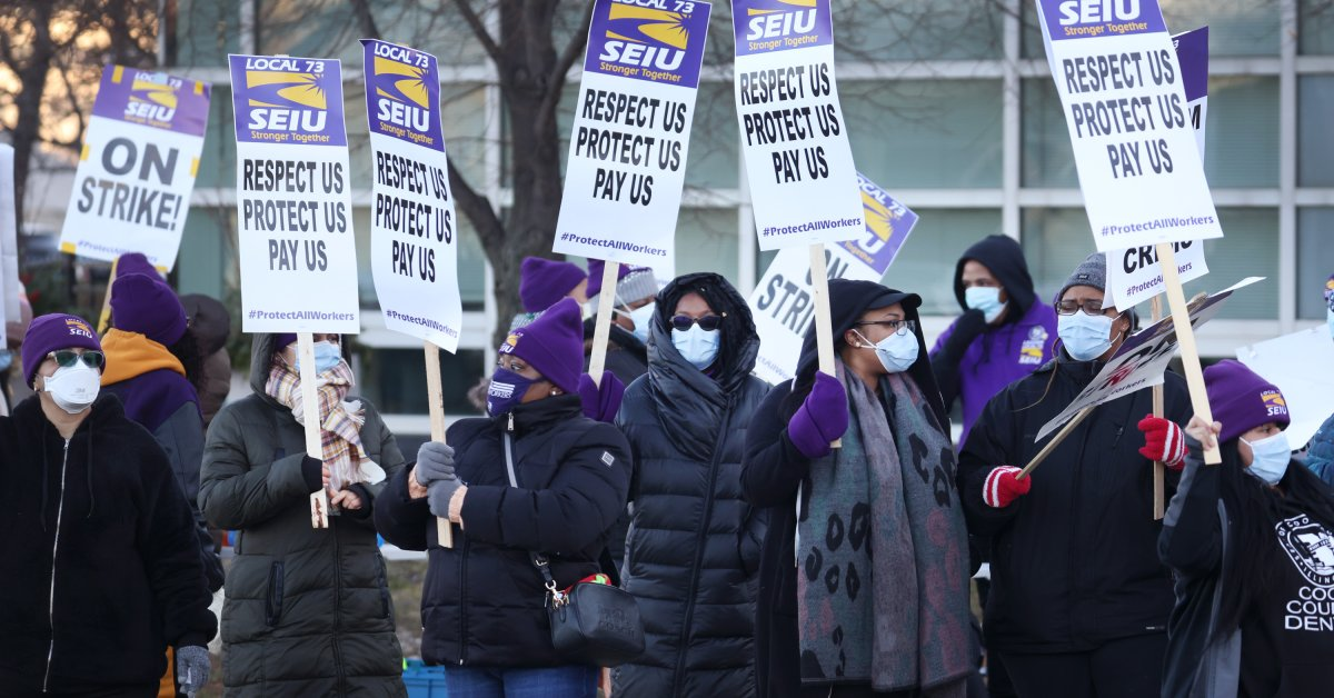 time.com: Why a Biden Administration Could Be Good for Organized Labor