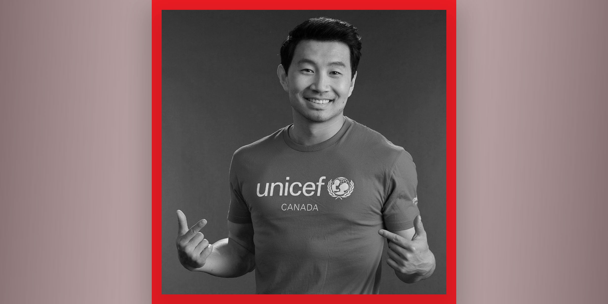 Simu Liu discussed the importance of representation, and his work with UNICEF Canada at the TIME100 Talks on Jan. 29, 2021.