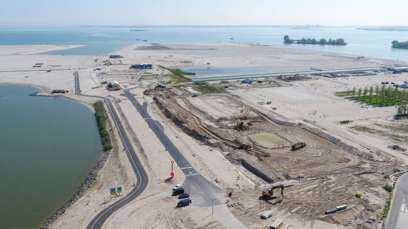 The city says the Beach Island development will prioritize balancing the needs of humans and nature