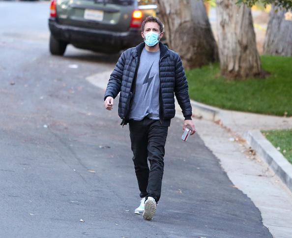 Ben Affleck is seen in Los Angeles, Calif., on Nov. 07, 2020.