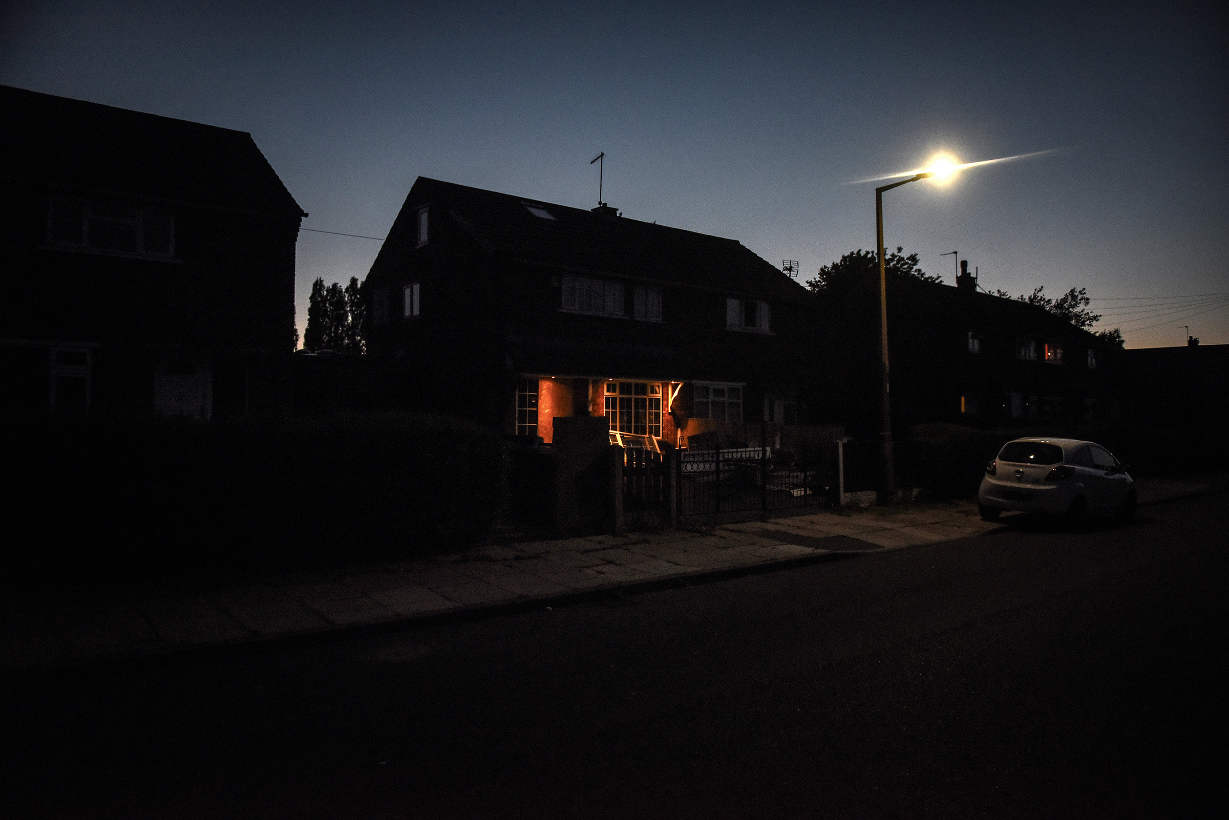 The house where Amy-Leanne Stringfellow, 26, was killed on June 5, in Balby, England, photographed on June 21, 2020.