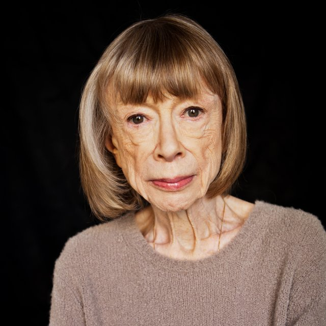 How Joan Didion Is Weathering the Pandemic