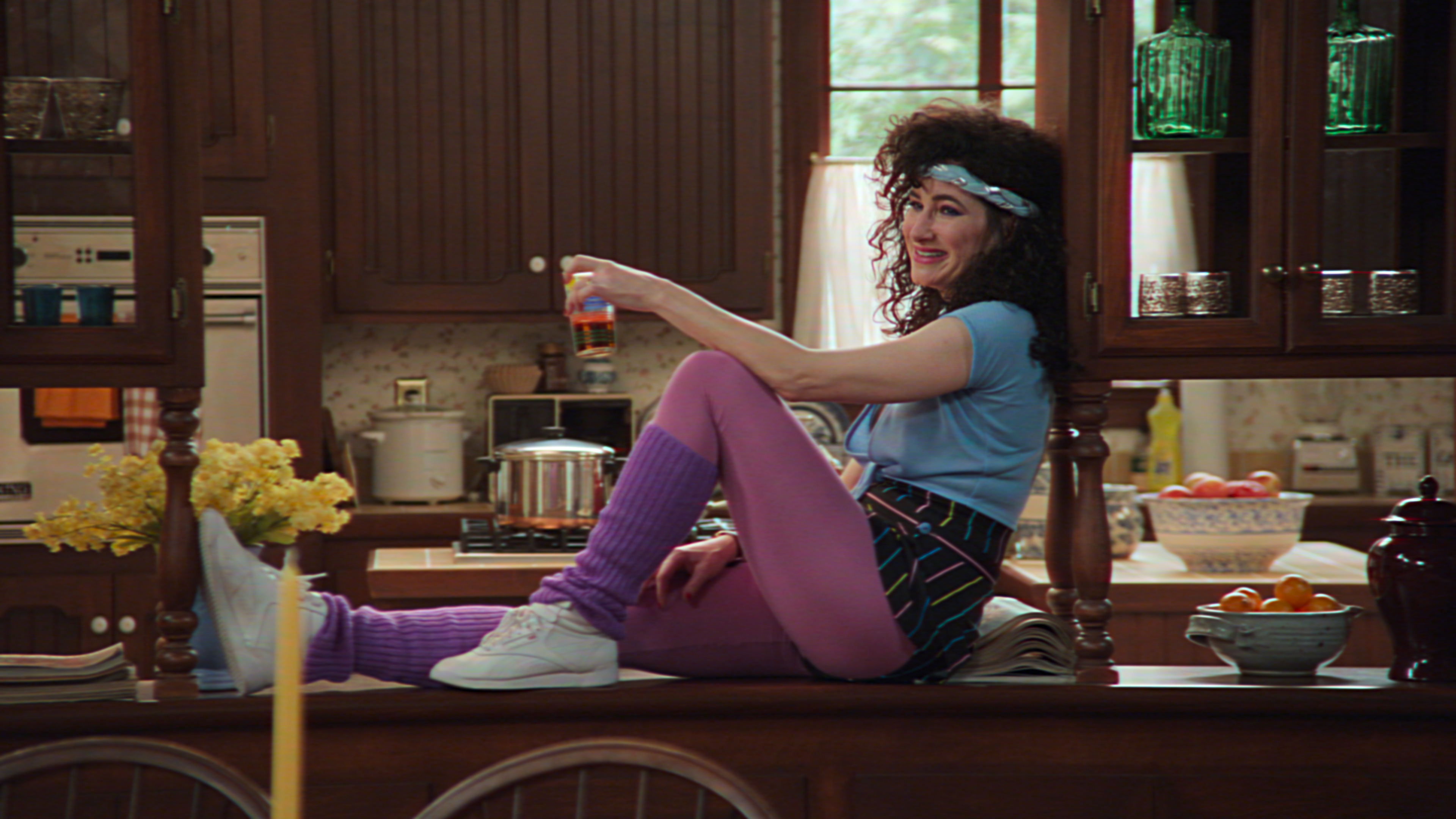 Kathryn Hahn in <i>WandaVision</i>