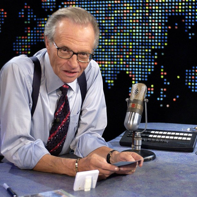 Watch Larry King on the Art of the Interview