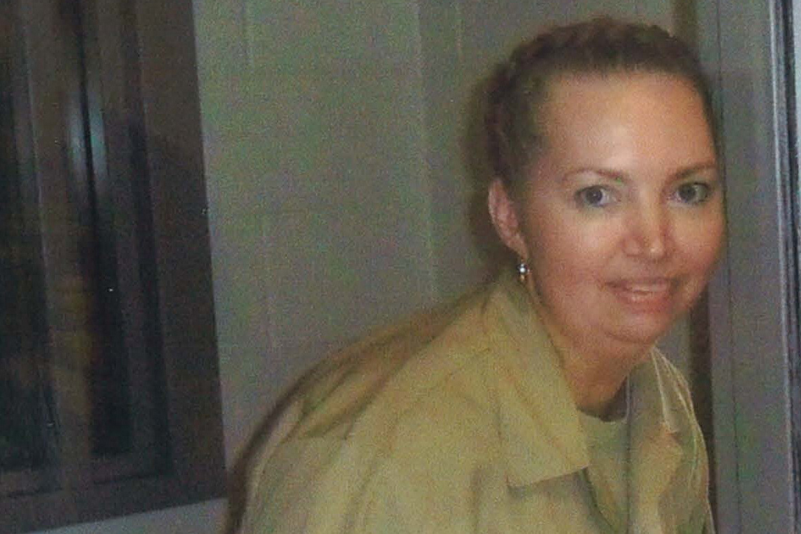 This undated file image provided by Attorneys for Lisa Montgomery shows Lisa Montgomery.