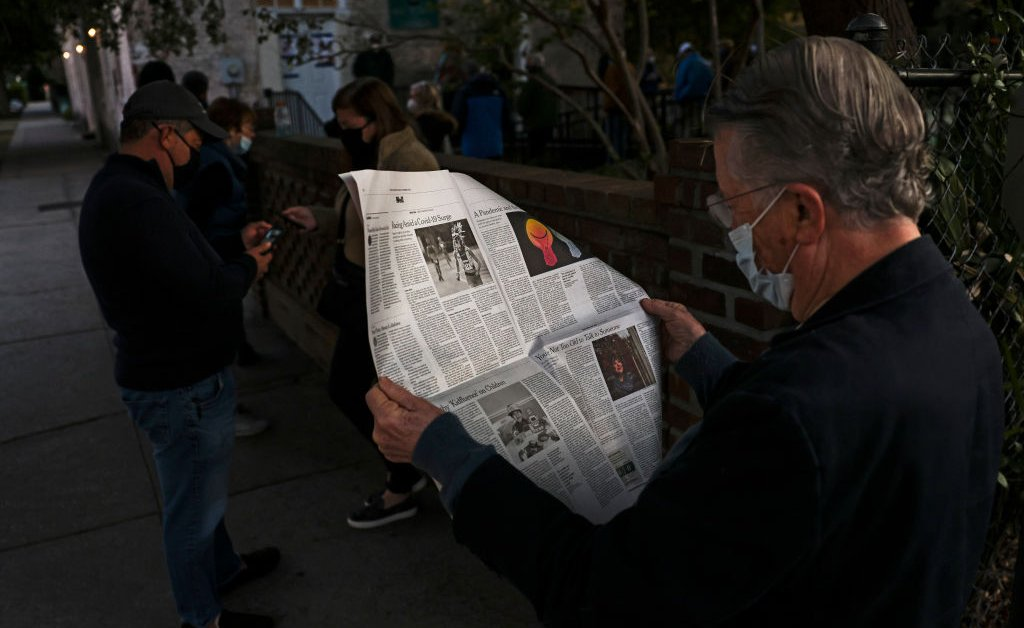 COVID-19 Is Ravaging Local Newspapers, Making it Easier for Misinformation to Spread