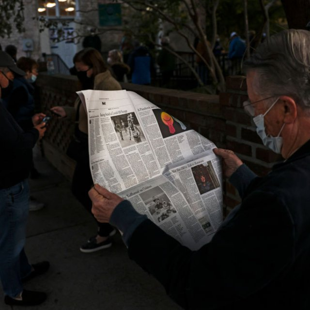 COVID-19 Is Killing Newspapers, Creating Information Crisis