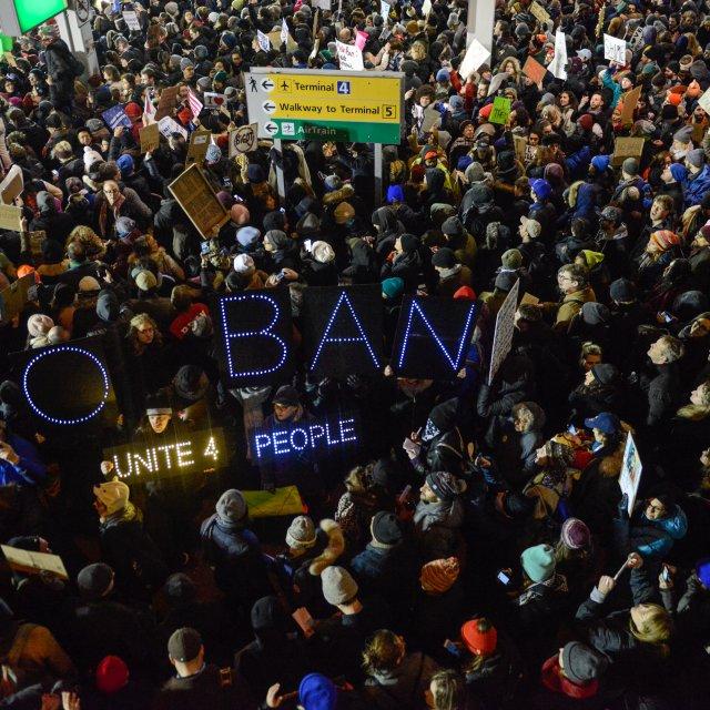 Biden Reverses 'Muslim and African' Travel Ban